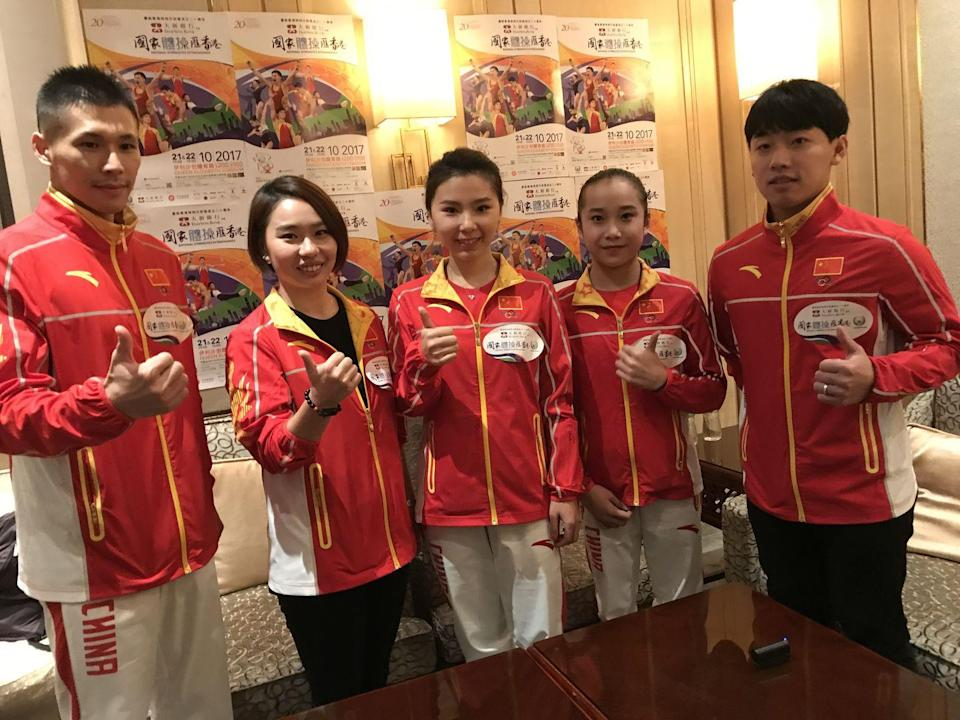 """<p>After retiring in 2013, He Kexin attended <a href=""""https://www.youtube.com/watch?v=_GbQ6ZC9-iM"""" rel=""""nofollow noopener"""" target=""""_blank"""" data-ylk=""""slk:Beijing Teachers College"""" class=""""link rapid-noclick-resp"""">Beijing Teachers College</a> and is currently a sports teacher. Not only does she teach gymnastics, but her curriculum includes aerobics and yoga as well. </p>"""