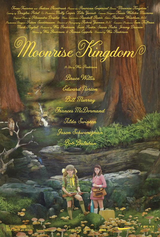 Focus Features' Moonrise Kingdom - 2012