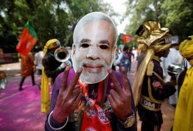 No demon in demonetisation; PM Modi passes note ban test with flying colours