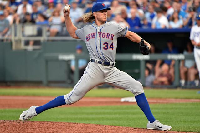 Mets vs. Indians: Syndergaard will keep this one Under