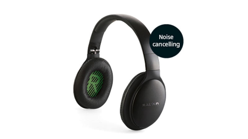 Noise Cancelling Headphones in black are $40 this weekend at Aldi