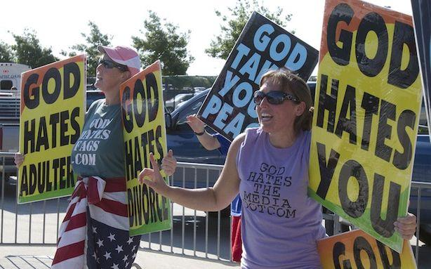 The White House's Reply to Westboro Baptist Church Is as Simple as a GIF