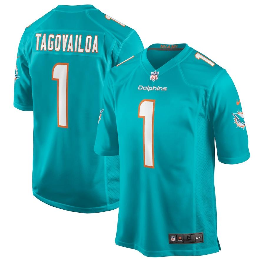 Dolphins reportedly name Tua Tagovailoa their starting quarterback -- shop the rookie's gear here