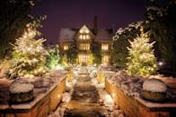 """<p><a href=""""https://go.redirectingat.com?id=127X1599956&url=https%3A%2F%2Fwww.booking.com%2Fhotel%2Fgb%2Fbelmond-le-manoir-aux-quat-39-saisons.en-gb.html%3Faid%3D2070935%26label%3Dchristmas-hotels&sref=https%3A%2F%2Fwww.countryliving.com%2Fuk%2Ftravel-ideas%2Fstaycation-uk%2Fg37440810%2Fchristmas-hotels-getaways%2F"""" rel=""""nofollow noopener"""" target=""""_blank"""" data-ylk=""""slk:Belmond Le Manoir Aux Quat'Saisons"""" class=""""link rapid-noclick-resp"""">Belmond Le Manoir Aux Quat'Saisons</a> is one of our all-time favourite Christmas hotels, despite offering something for every season. The festive period is a particularly extravagant affair in the beautiful surrounds of this Oxfordshire manor house. </p><p>Think immaculate Michelin-star festive menus, glinting table decorations, and an idyllic frosty courtyard. At Christmas, the one and only Raymond Blanc creates special menus for the occasion, accompanied by his favourite wines, and you'll feel spoiled rotten by the staff's legendary hospitality and professionalism.</p><p><a href=""""https://www.countrylivingholidays.com/offers/oxfordshire-belmond-le-manoir-aux-quat-saisons"""" rel=""""nofollow noopener"""" target=""""_blank"""" data-ylk=""""slk:Read our review of Le Manoir"""" class=""""link rapid-noclick-resp"""">Read our review of Le Manoir</a></p><p><a class=""""link rapid-noclick-resp"""" href=""""https://go.redirectingat.com?id=127X1599956&url=https%3A%2F%2Fwww.booking.com%2Fhotel%2Fgb%2Fbelmond-le-manoir-aux-quat-39-saisons.en-gb.html%3Faid%3D2070935%26label%3Dchristmas-hotels&sref=https%3A%2F%2Fwww.countryliving.com%2Fuk%2Ftravel-ideas%2Fstaycation-uk%2Fg37440810%2Fchristmas-hotels-getaways%2F"""" rel=""""nofollow noopener"""" target=""""_blank"""" data-ylk=""""slk:CHECK AVAILABILITY"""">CHECK AVAILABILITY</a></p>"""