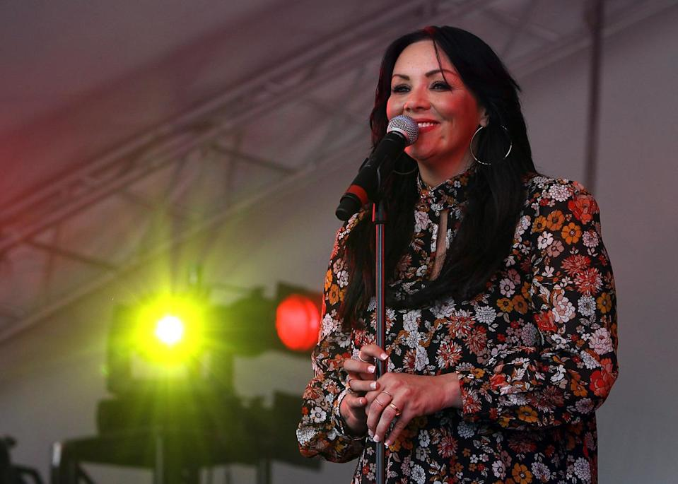 <p>The former EastEnders star declared herself bankrupt with debts of £187,000 after failing to make it as a pop star or big-time Hollywood actress after being killed off on the soap. </p><p>She did appear in Love Actually, though.</p><p><i>Copyright [WENN.com]</i></p>