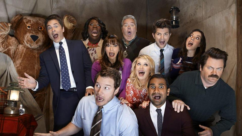 <p> <strong>Years: </strong>2009 – 2015 </p> <p> In a world of easy cynicism, Parks & Recreation is good-natured, sweet and optimistic. What started as a promising, if unspectacular, twist on The Office (U.S.) rapidly found its own voice thanks largely to Amy Poehler's performance as Leslie Knope, a minor civil servant with big plans. This is a show about people trying to do their best, failing regularly, but occasionally getting results. It gave us Chris Pratt before Guardians Of The Galaxy and it introduced the immortal Ron Swanson. <em>WS</em> </p>