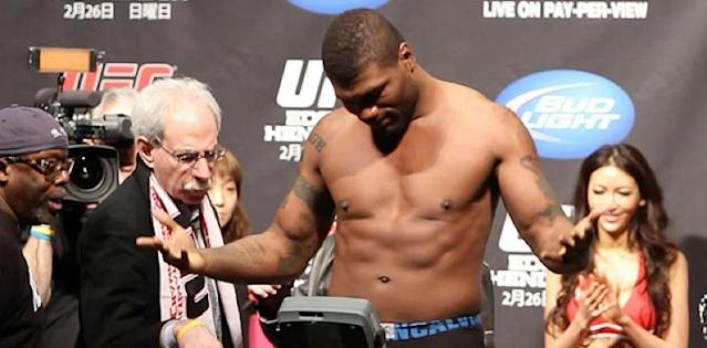 Rampage Jackson Granted Catchweight For Ufc 186