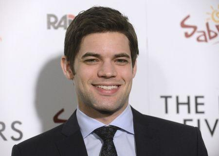 """Jeremy Jordan attends the premiere of """"The Last Five Years"""" in Los Angeles"""
