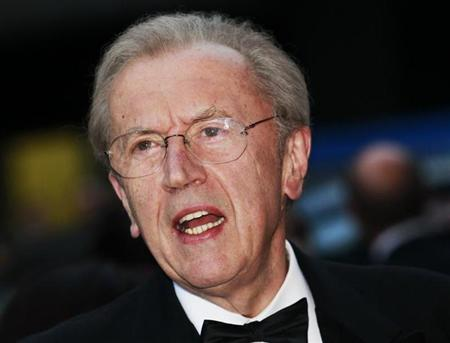 David Frost arrives for the GQ Men of the Year 2010 Awards at the Royal Opera House in London