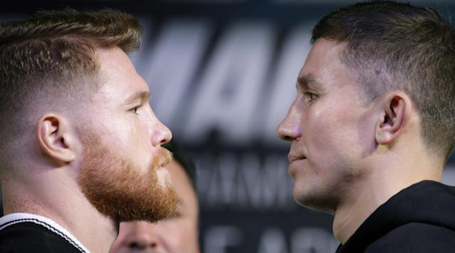 "<p>Gennady ""GGG"" Golovkin and Saul ""Canelo"" Alvarez will face off in a middleweight title fight Saturday at T-Mobile Arena in Las Vegas.</p><p>This will be the 19th time GGG defends his middleweight title, and he comes in as the favorite. He is coming into this fight after the first 12-round bout of his career, in which he defeated Daniel Jacobs to become the unified IBO, IBF, WBA, WBC middleweight world champion. Before that decision, Golovkin had either earned a knockout or forced a RTD in 23 consecutive fights. The undefeated champion is known for his power and his ability to do heavy damage with his jab.</p><p>Against Jacobs, 356 of Golovkin's 615 punches were jabs, and he connected on 29.5 percent of them, according to Compubox. In the fourth and fifth rounds he was significantly more aggressive than his opponent, throwing 65 more punches than Jacobs over those six minutes. GGG landed 30 more punches during that stretch, including 30 jabs compared to seven from Jacobs. Despite never going the distance in a title fight before, Golovkin landed 31-of-67 shots in the final round, with 23 of those being power punches.</p><p>Alvarez on the other hand will be more reliant on his defense and counter-punching to get him through the fight. Although Canelo has shown flashes of being a brawler and just attacking his opponent, he has looked to outbox his competition in his most recent fights and use his timing to make his power more impactful.</p><p>In his most recent match against Julio Cesar Chavez Jr., Canelo showed off his endurance by not taking a seat in between rounds during the 12-round shutout decision. Canelo's accuracy dipped during the final round, but he was just as aggressive as he was from the begging of the bout.</p><p> Golovkin Alvarez Record 37-0 (33 KOs) 49-1-1 (34 KOs) Age 35 27 Weight 160 lbs. 160 lbs. Height 5'10.5"" 5'9"" Reach 70 inches 70.5 inches Stance Orthodox Orthodox Hometown Karaganda, Kazahkstan Guadalajara, Mexico Odds -145 +125 </p><p>Expect plenty of heavy-hitting shots from both fighters from start to finish. While Golovkin will most likely try to line Canelo up and allow his power to get the challenger off his rhythm, Canelo will probably try to pick his spots and time GGG's attacks to take advantage with counters.</p>"
