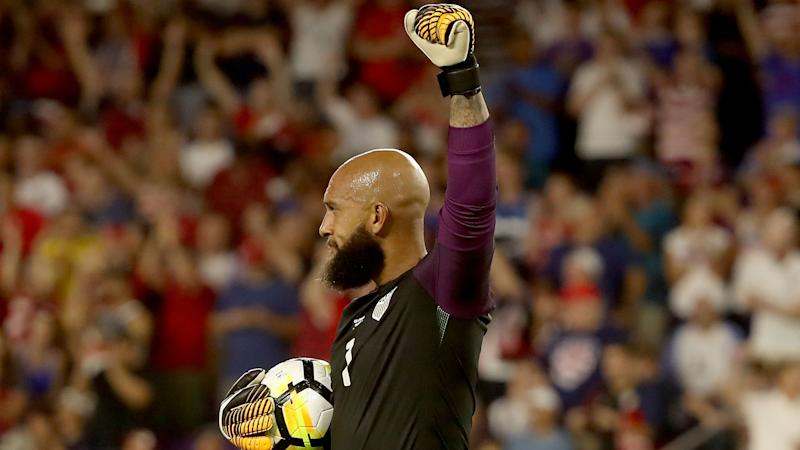 US plays Trinidad on soggy field, hopes to secure World Cup berth