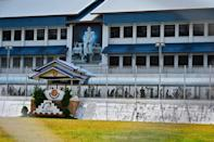 Thailand's prison population stands at around 311,000 with 35,000 positive Covid-19 cases reported as of Friday