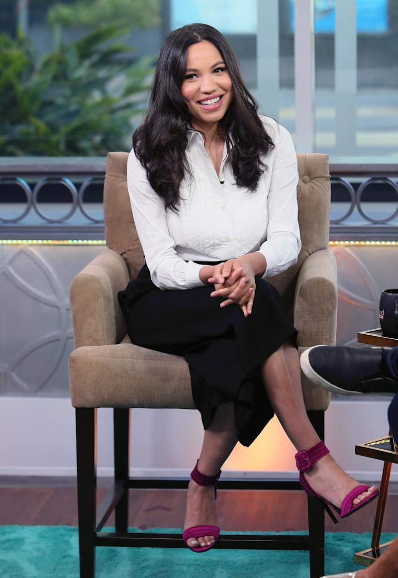 Jurnee Smollett-Bell's Baby Is Extremely Cute