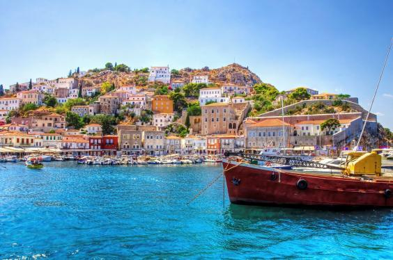 Hydra is a slice of authentic Greece (Getty Images/iStockphoto)