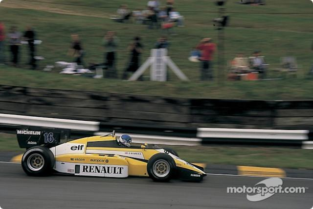 "1984: Renault RE50 <span class=""copyright"">Jean-Philippe Legrand</span>"