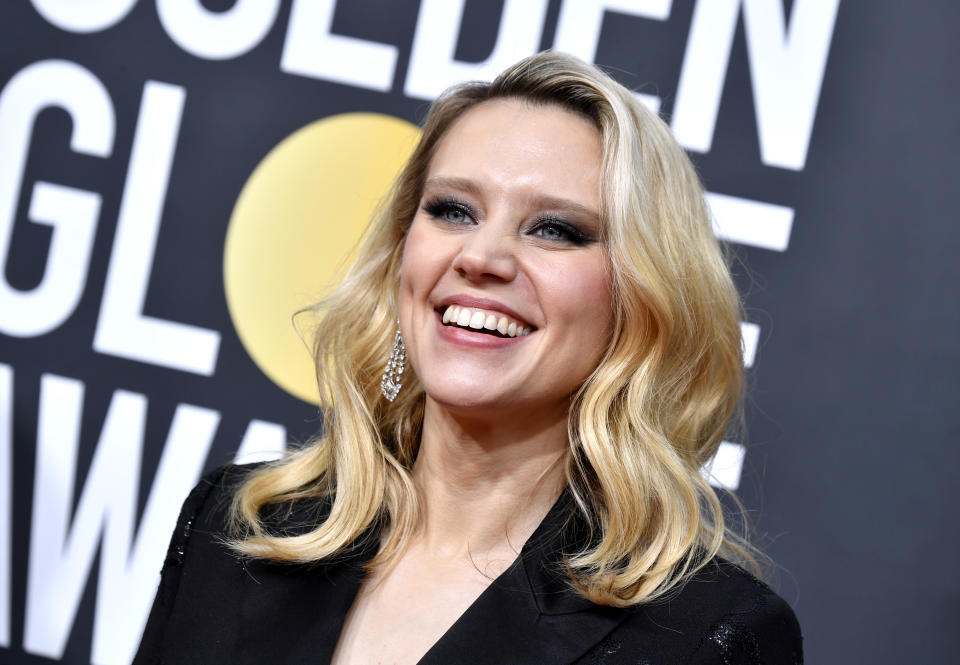 BEVERLY HILLS, CALIFORNIA - JANUARY 05: Kate McKinnon attends the 77th Annual Golden Globe Awards at The Beverly Hilton Hotel on January 05, 2020 in Beverly Hills, California. (Photo by Frazer Harrison/Getty Images)