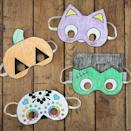 """<p>You're off the hook with this one—just print and cut any of these four templates and let your little ones work their coloring magic. </p><p><strong>Get the tutorial at <a href=""""https://www.itsalwaysautumn.com/halloween-masks-print-color.html"""" rel=""""nofollow noopener"""" target=""""_blank"""" data-ylk=""""slk:It's Always Autumn"""" class=""""link rapid-noclick-resp"""">It's Always Autumn</a>. </strong></p><p><strong><a class=""""link rapid-noclick-resp"""" href=""""https://www.amazon.com/Crayola-Sharpener-Non-Toxic-Classrooms-Preschools/dp/B06Y5XMT7D/?tag=syn-yahoo-20&ascsubtag=%5Bartid%7C10050.g.3480%5Bsrc%7Cyahoo-us"""" rel=""""nofollow noopener"""" target=""""_blank"""" data-ylk=""""slk:SHOP CRAYONS"""">SHOP CRAYONS</a><br></strong></p>"""