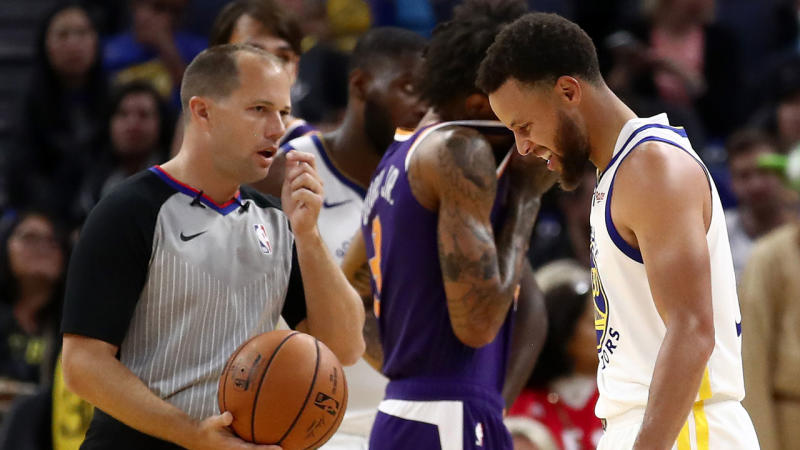 Steph Curry will be out for roughly three months after surgery on his hand. (Getty Images)