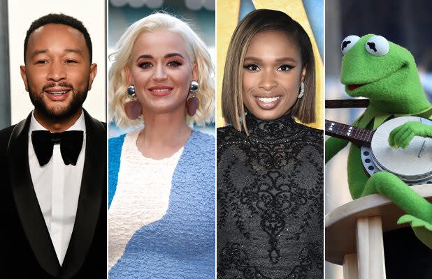 'Disney Family Singalong 2' Adds John Legend, Katy Perry, Jennifer Hudson and The Muppets