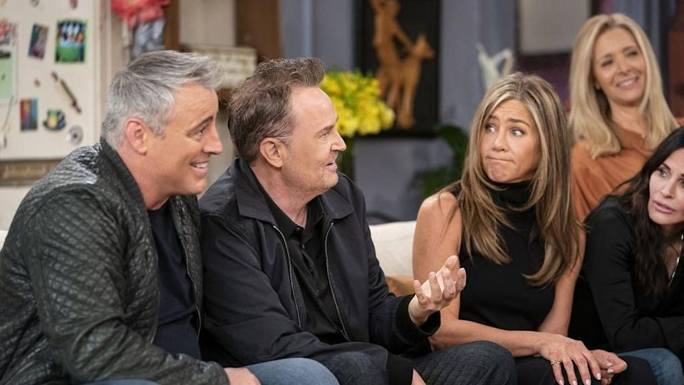 The Friends reunion has set a record for Sky One (Photo: Terence Patrick/HBO Max)