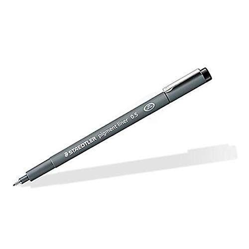 """<p><strong>Staedtler</strong></p><p><strong>$16.00</strong></p><p><a href=""""https://www.amazon.com/dp/B00DUI0JFK?tag=syn-yahoo-20&ascsubtag=%5Bartid%7C10067.g.37950696%5Bsrc%7Cyahoo-us"""" rel=""""nofollow noopener"""" target=""""_blank"""" data-ylk=""""slk:Shop Now"""" class=""""link rapid-noclick-resp"""">Shop Now</a></p><p>For crisp lines and a smooth writing experience, look no further than this pen from Staedtler. </p>"""