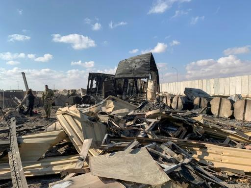 US-led operations against the Islamic Strate group have been on hold after Iran carried out retaliatory missile strikes against Iraqi bases housing coalition troops