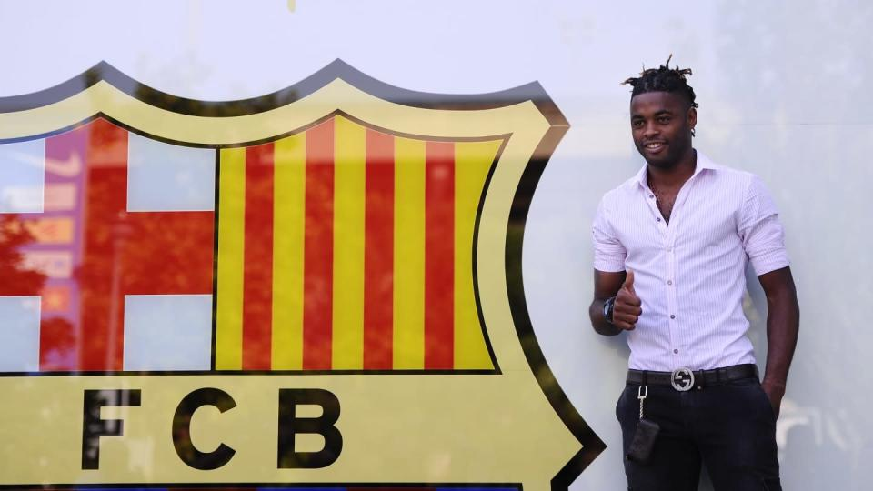 Alex Song | David Ramos/Getty Images