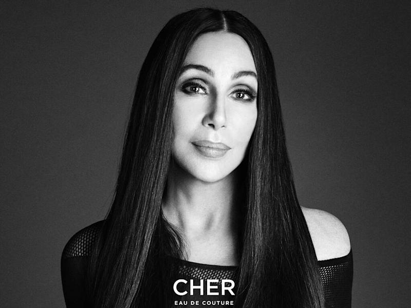 Cher releases first new fragrance in three decades