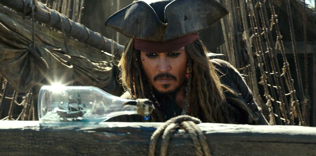"""<p>Johnny Depp as Captain Jack Sparrow in'Pirates of the Caribbean: Dead Men Tell No Tales' (Photo: Disney)<br /> <p></p>  <img alt=""""image"""" width=""""1024"""" height=""""469""""/> <p>The Way We Were</p><p> Javier Bardem as Captain Salazar in a flashback scene from 'Pirates of the Caribbean: Dead Men Tell No Tales'(Photo: Disney)  <p></p>  <img alt=""""image"""" width=""""1024"""" height=""""500""""/> <p>The Walking Dread</p><p> The undead Captain Salazar (Javier Bardem) in 'Pirates of the Caribbean: Dead Men Tell No Tales'(Photo: Disney)  <p></p>  <img alt=""""image"""" width=""""1024"""" height=""""528""""/> <p>Back In Ship Shape</p><p> Javier Bardem as the living Captain Salazar in 'Pirates of the Caribbean: Dead Men Tell No Tales' (Photo: Disney)<br /> <p></p>  <img alt=""""image"""" width=""""1024"""" height=""""534""""/> <p>Message in a Bottle?</p><p> An imagefrom 'Pirates of the Caribbean: Dead Men Tell No Tales' (Photo: Disney)<br /><br /><br /> <p></p>  <img alt=""""image"""" width=""""1024"""" height=""""478""""/> <p>Heat Wave</p><p> A spookyJavier Bardem as Captain Salazar in 'Pirates of the Caribbean: Dead Men Tell No Tales' (Photo: Disney)<br /><br /> <p></p>  <img alt=""""image"""" width=""""1024"""" height=""""492""""/> <p>Sweet Bird of Youth</p><p> Captain Jack Sparrow (Johnny Depp) in a flashback scene, made young with the help of CGI in 'Pirates of the Caribbean: Dead Men Tell No Tales'(Photo: Disney)<br /><br /><br /> <p></p>  <img alt=""""image"""" width=""""1024"""" height=""""467""""/> <p>Cool vs. Ghoul</p><p> Geoffrey Rush as Barbossa (left) faces off with Javier Bardem as Captain Salazar in 'Pirates of the Caribbean: Dead Men Tell No Tales' (Photo: Disney)<br /><br /> <p></p>  <img alt=""""image"""" width=""""1024"""" height=""""529""""/> <p>Keep Your Eye on the Sparrow</p><p> Johnny Depp as Captain Jack Sparrow in 'Pirates of the Caribbean: Dead Men Tell No Tales'(Photo: Disney)<br /><br /> <p></p>  <img alt=""""image"""" width=""""1024"""" height=""""481""""/> <p>The New Recruit</p><p> Brenton Thwaites plays Henry, a young sailor, in 'Pirates of the Caribbean: Dead Men Tell No Tales' (Photo: Di"""