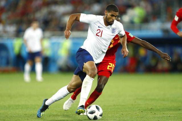 <p>It's Ruben Loftus-Cheek. </p>
