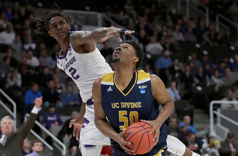 UC Irvine upsets Kansas State for first tournament win in school history