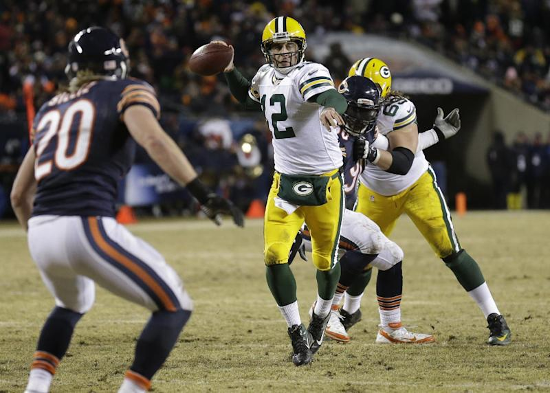 49ers' frigid road in playoffs starts with Packers