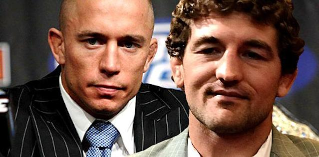 Ben Askren Predicts That He'll Fight Georges St-Pierre in 2019