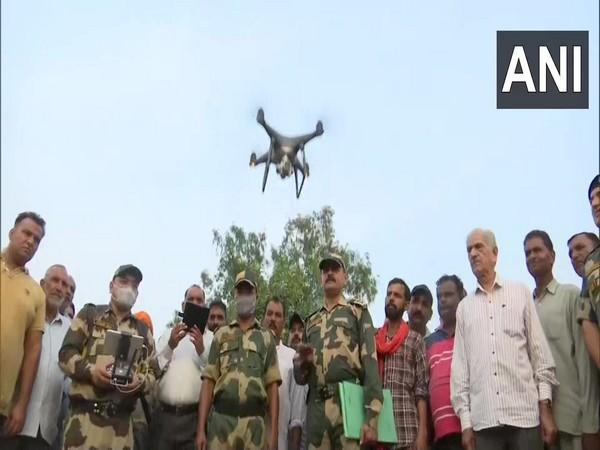 Drone awareness programme by BSF (Photo/ANI)