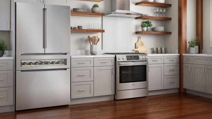 Big-ticket appliances are part of the Labor Day discounts this year.
