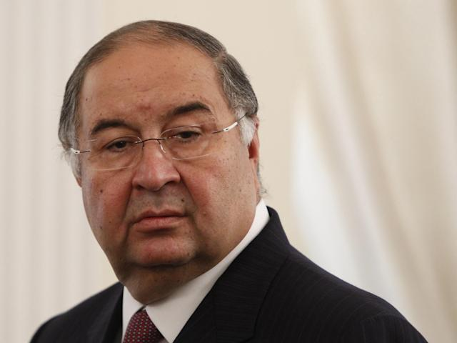 Usmanov thinks Kroenke is to blame for Arsenal's failings — not Wenger: Getty
