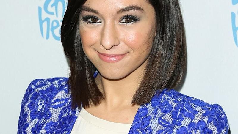 Christina Grimmie. Source: Getty