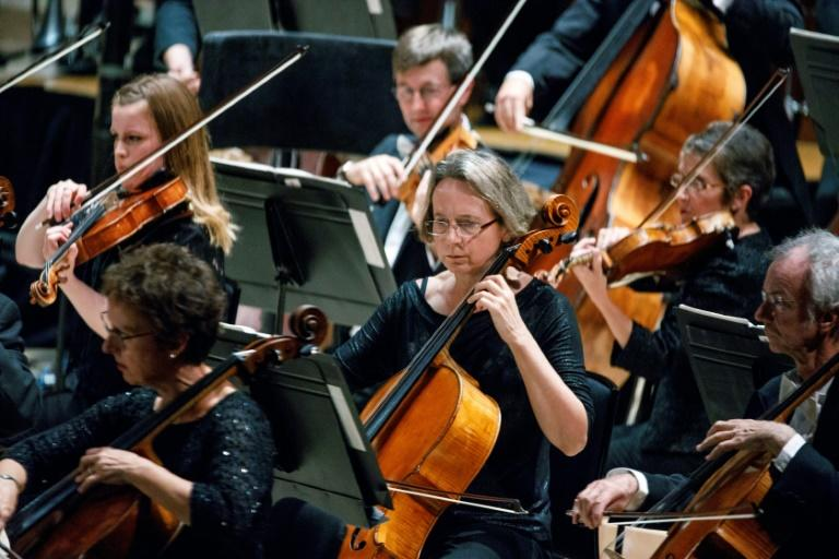 """Britain's """"European"""" orchestra: LSO musicians come from 26 countries"""