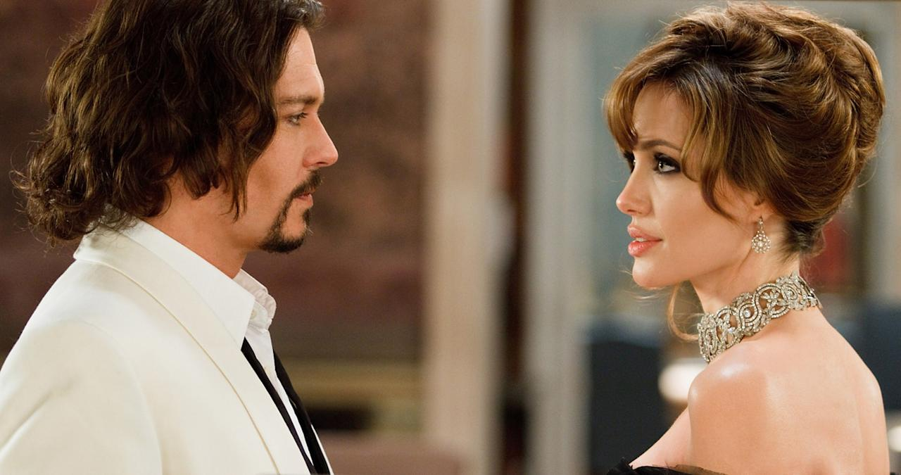 """1. """"The Tourist""""<br><br>Just last year this critically derided dud -- which was neither a musical nor a comedy -- nabbed a nom, as did its two unworthy stars, Johnny Depp and Angelina Jolie. In doing so, it stole a spot from a more deserving movie (such as """"Please Give,"""" """"Cyrus,"""" or """"Made in Dagenham"""") and left everyone -- from journalists to average Joes -- crying foul. To further accentuate the HFPA's flub, Jolie practically mocked her nomination, telling the Associated Press: """"We were laughing because it's the first time that I've been in the comedic category, so it's new for me.""""<br><br>Catch <a target=""""_blank"""" href=""""http://omg.yahoo.com/goldenglobes/"""">Yahoo!'s coverage</a> of the 69th Annual Golden Globe Awards on Sunday, January 15, and follow Yahoo! Features Editor <a target=""""_blank"""" href=""""http://twitter.com/lifeontheMlist"""">Matt Whitfield</a> on Twitter!<br>"""