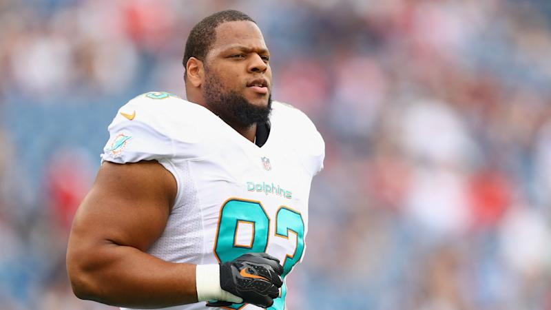 In departure, Ndamukong Suh robs Dolphins of success once promised
