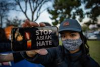 Tuesday night's shootings thrust the spotlight onto a spike in violence targeting Asian-Americans -- fueled during the Covid-19 pandemic