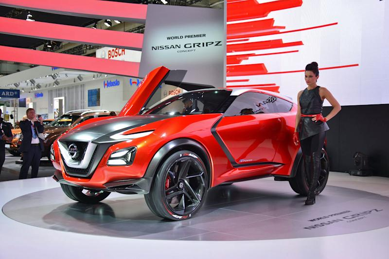 Why Nissan's next Z-badged car could morph into a high-riding crossover