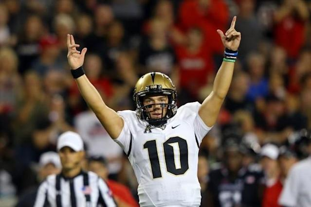 "McKenzie Milton: ""Our offense is just clicking"""