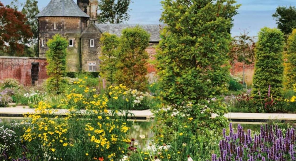 Visit Europe's largest gardening project at RHS Bridgewater in Manchester.  (RHS)