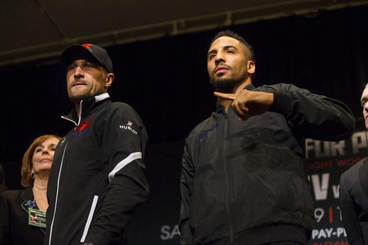 Andre Ward vs. Sergey Kovalev was a battle between two of the best pound-for-pound talents in boxing. (AP)