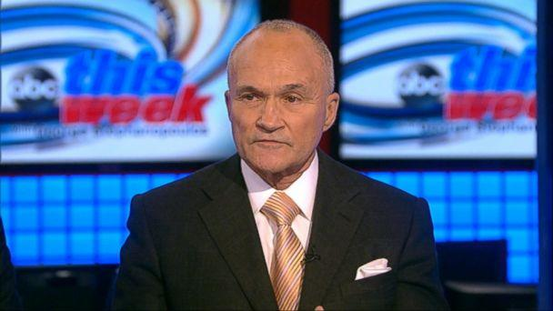 ABC ray kelley jt 140824 16x9 608 Former NYPD Commissioner: Militarization of Police Should Be Examined