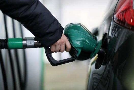 Advice warning motorists not to stop at petrol stations unless 'you really need to' withdrawn