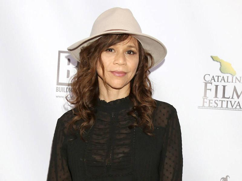 Rosie Perez was 'dreading the wardrobe' for Birds of Prey