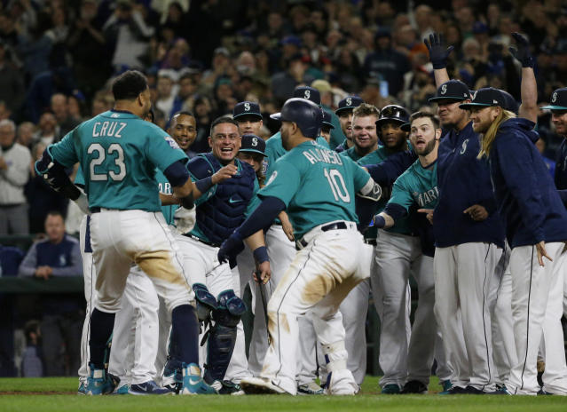 The 2018 Seattle Mariners have their work cut out for them. (AP)