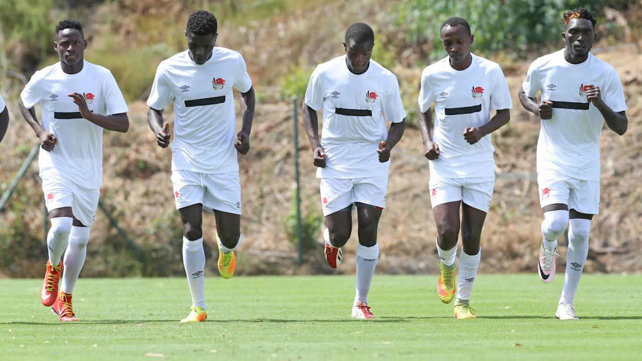 The 18-man squad currently in Spain was drawn from KPL sides with an eye on the Kenya team for the Chan next year